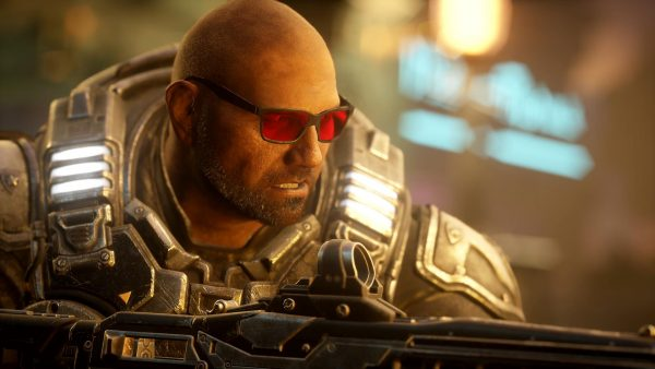 Batista skin now available in Gears 5