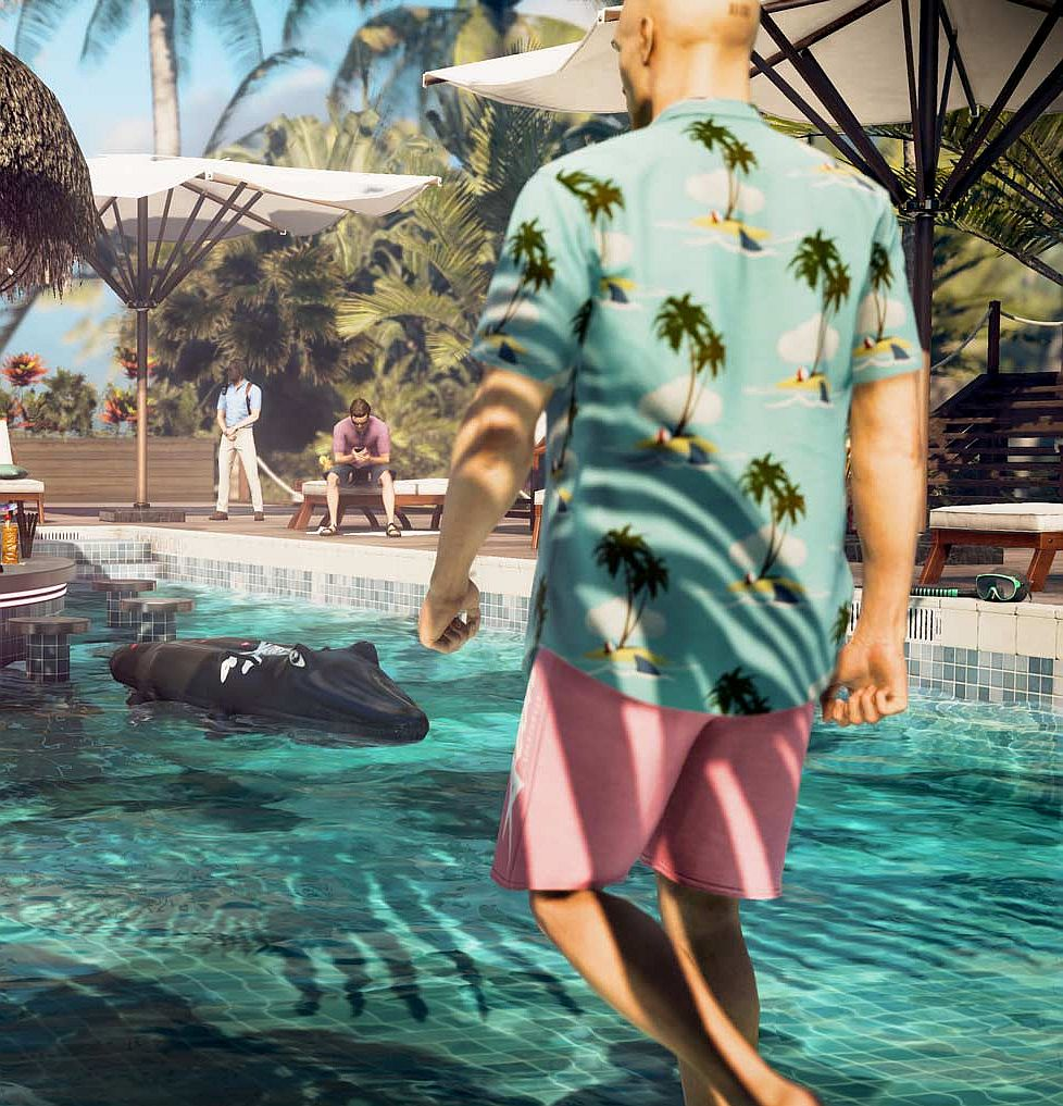 Hitman The Complete First Season Is Currently Free On Ps4 Vg247