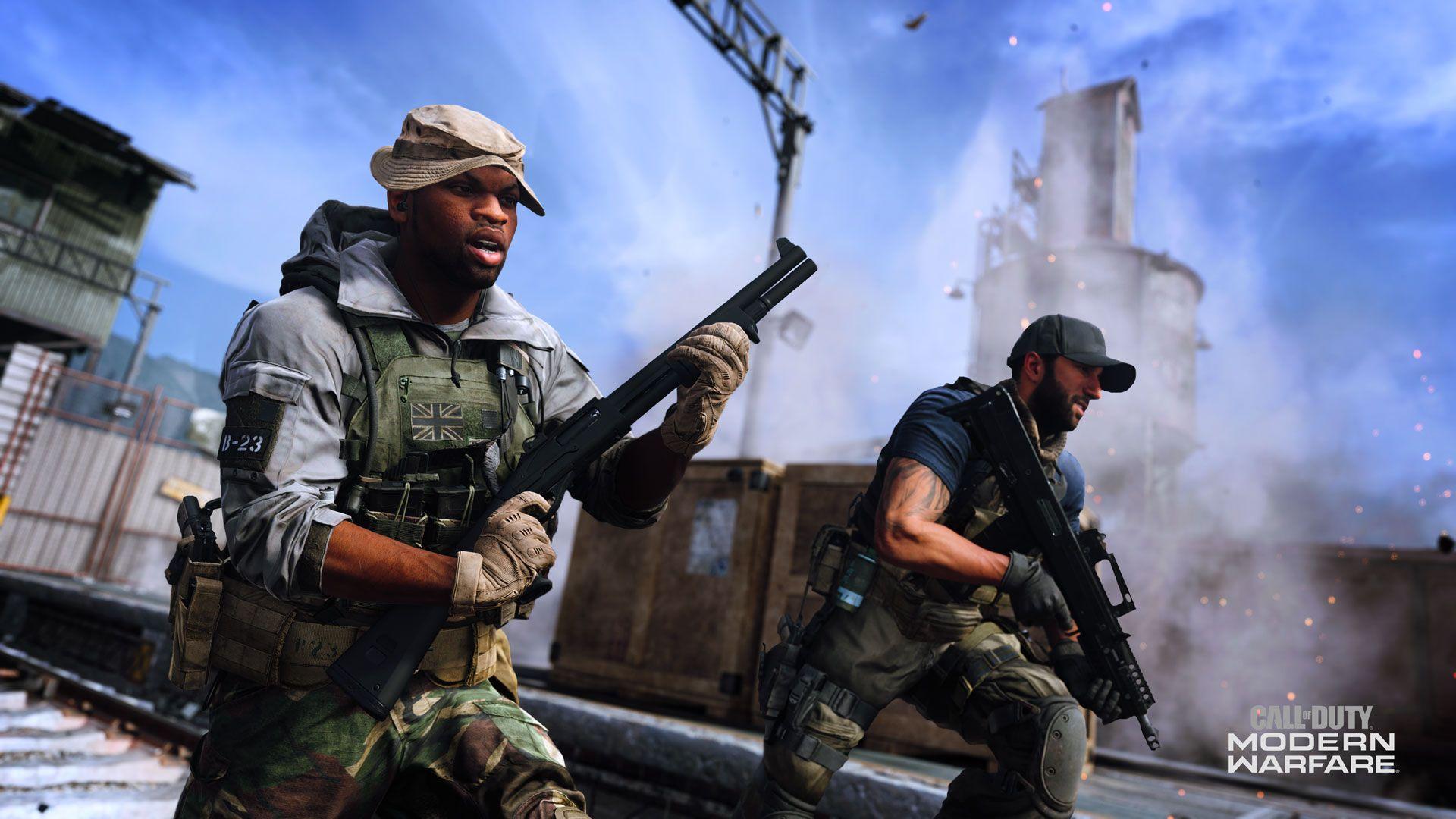 call of duty modern warfare 2019 ps4