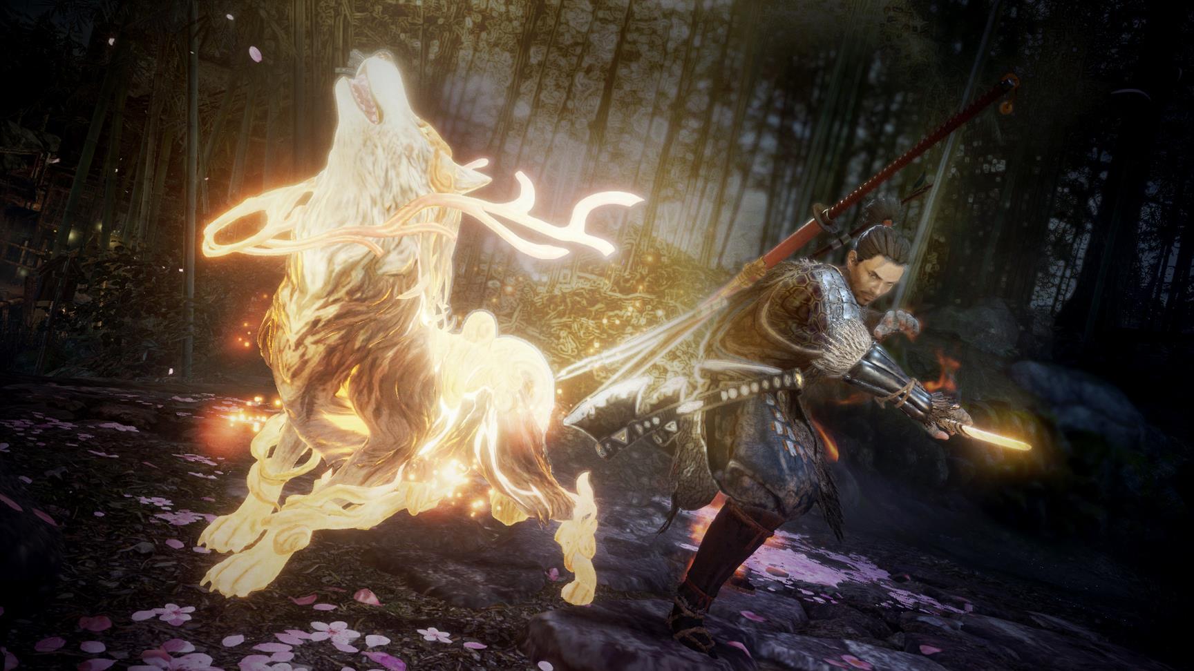 Nioh 2: Demo, pre-order bonuses, character creation, gameplay and more - VG247