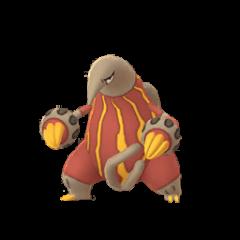 Pokemon Go Heatmor Map