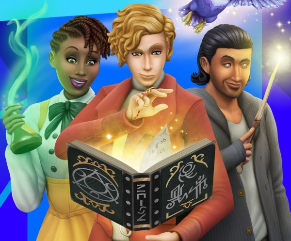 The Sims 4 players can now dabble in wizardry with the Realm of Magic DLC