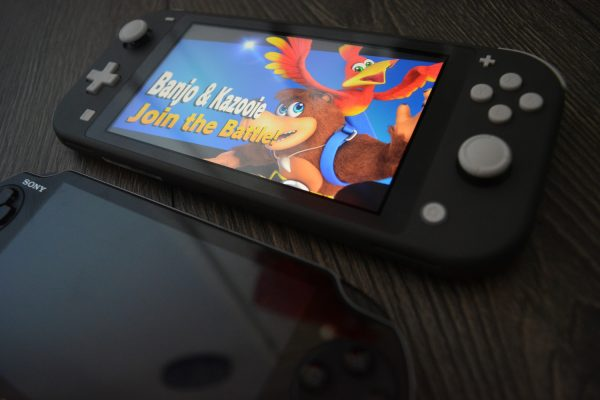The Switch Lite is basically a PS Vita with Nintendo games, and I'm here for it