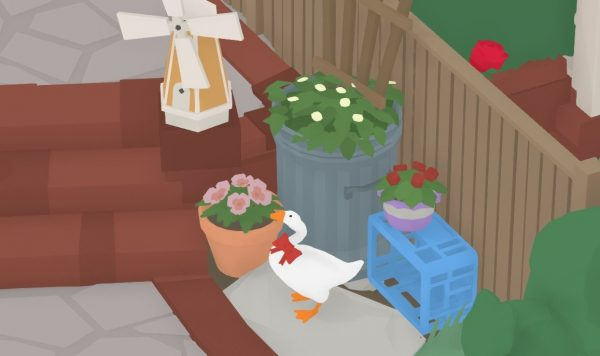 Untitled Goose Game coming to PS4 on December 17