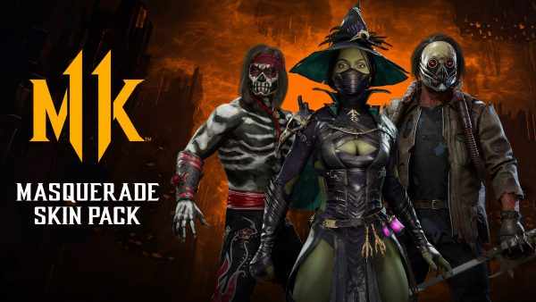 Halloween is coming to Mortal Kombat 11 with spooky new skins