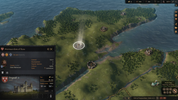 Paradox announces Crusader Kings 3 for Steam and Game Pass