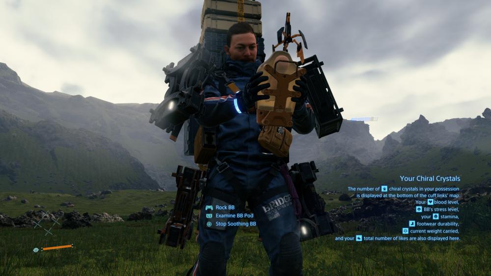 Death Stranding Photo Mode se considera una actualización para PS4 12