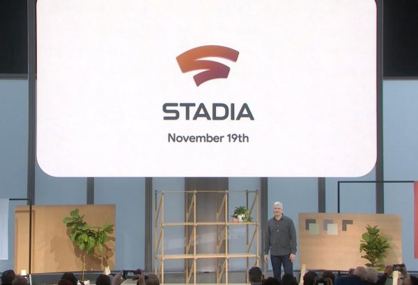 Google to start Stadia gaming service 19 November