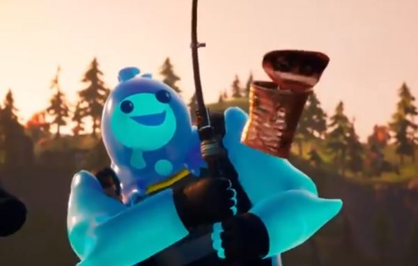 Fortnite Chapter 2 Story Trailer Shows Off New Island