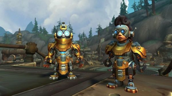 World of Warcraft to add two new playable races