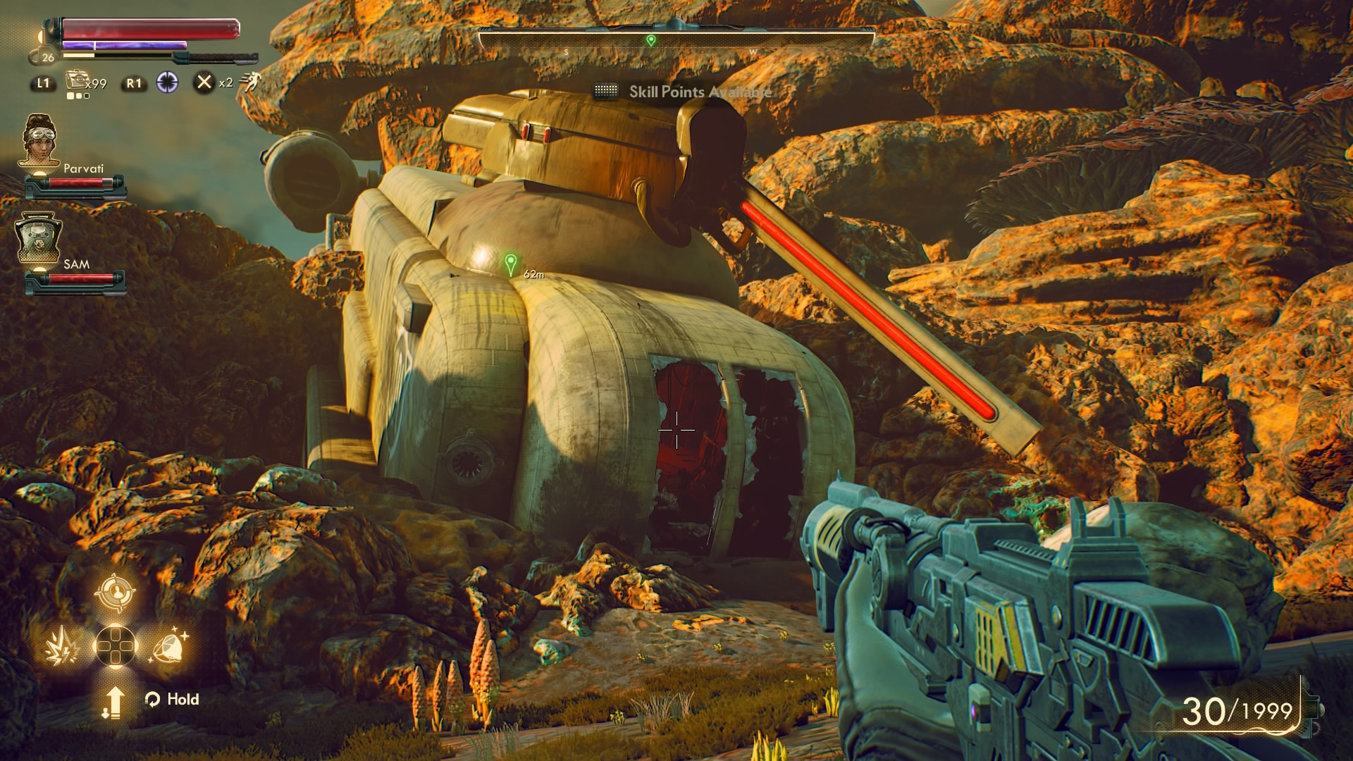The Outer Worlds Canid S Cradle Quest Guide Should You Help Msi Or The Iconoclasts Vg247