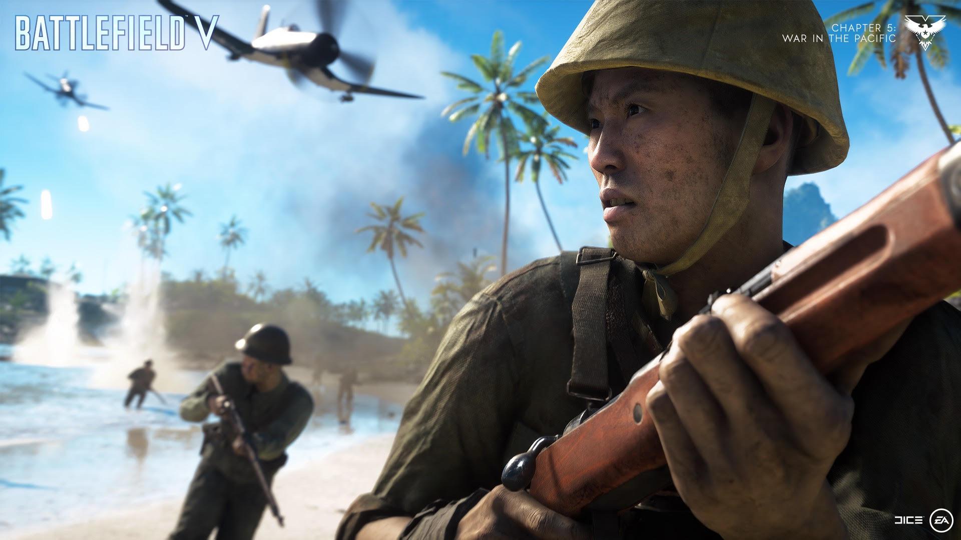 Image result for battlefield V pacific