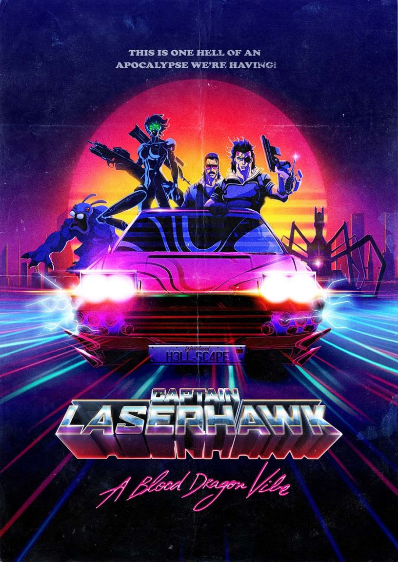 Ubisoft Working On Animated Show Based On Far Cry 3 Blood Dragon