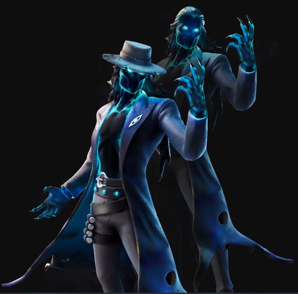 Más skins espeluznantes de Fortnite se filtraron antes del evento de Halloween 2