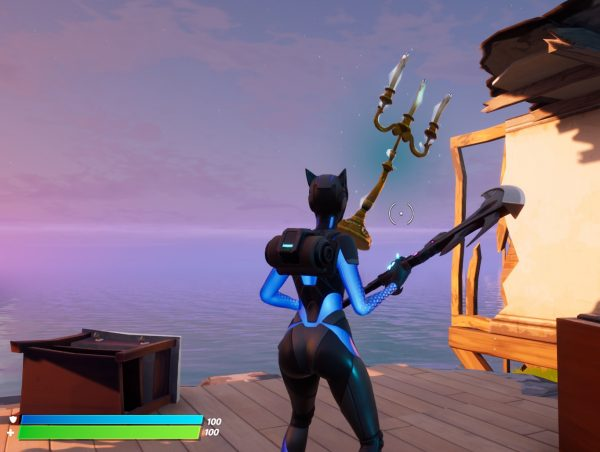 Fortnite Fortnitemares Where To Find Haunted Household