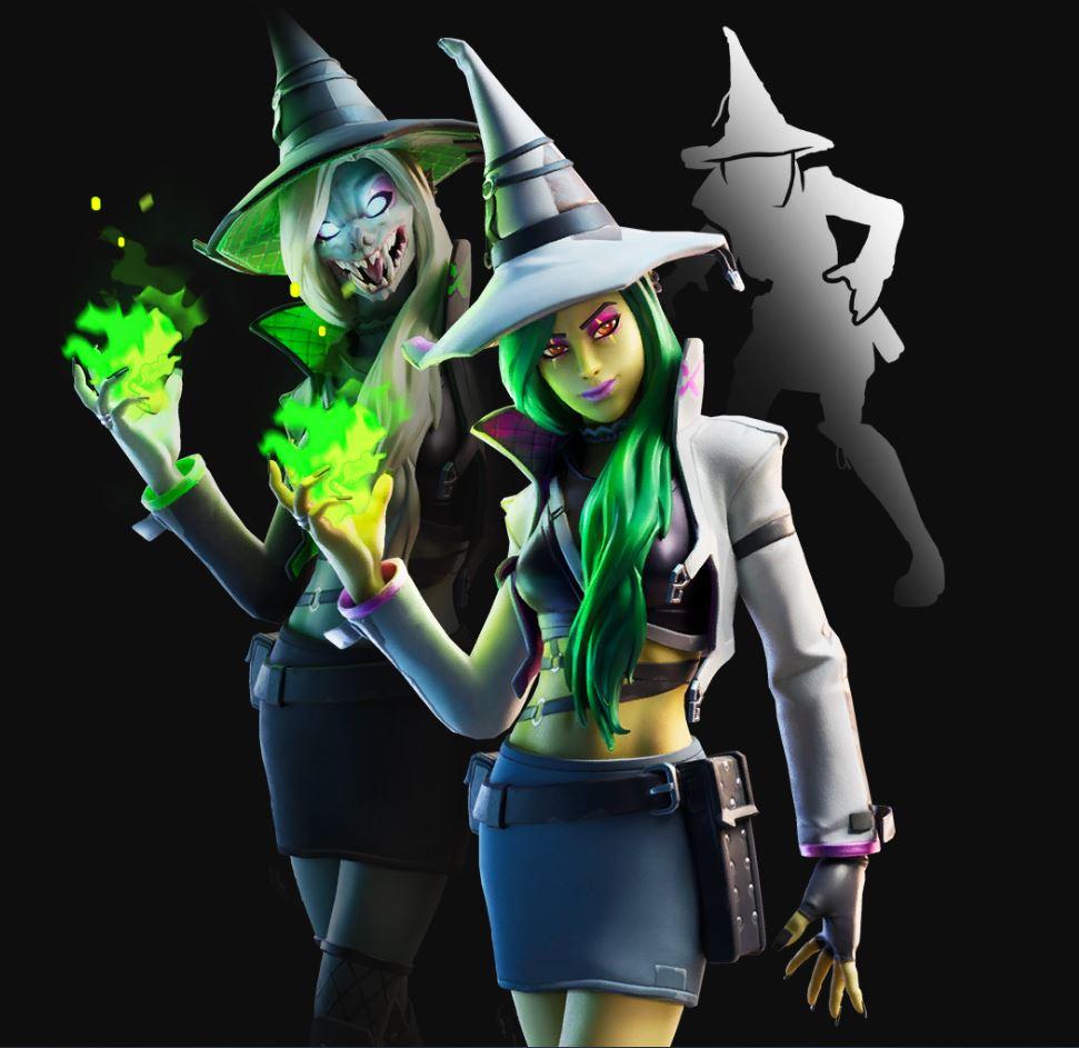 Más skins espeluznantes de Fortnite se filtraron antes del evento de Halloween 4