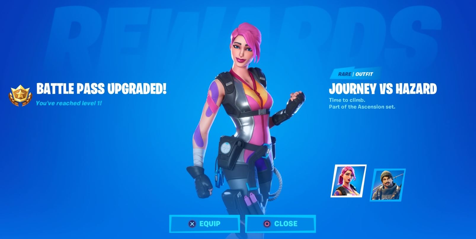 Fortnite Chapter 2 Launches Today With a New Experience System and Map