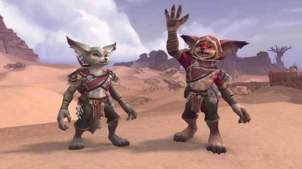 World of Warcraft Introducing Vulpera and Mechagnome Classes In New Update