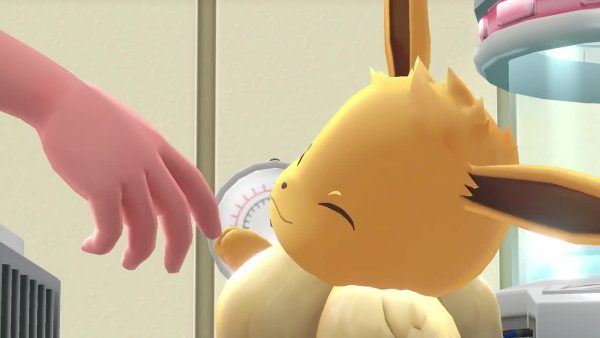Pokemon Let S Go Eevee Is Just 30 Over At Amazon Us