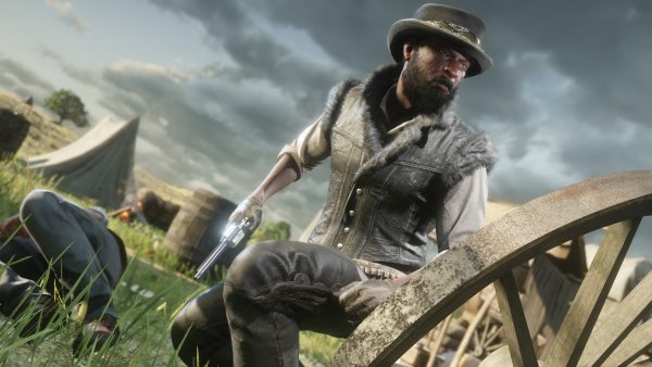 Red Dead Online new Legendary Bounty is a former military sharpshooter