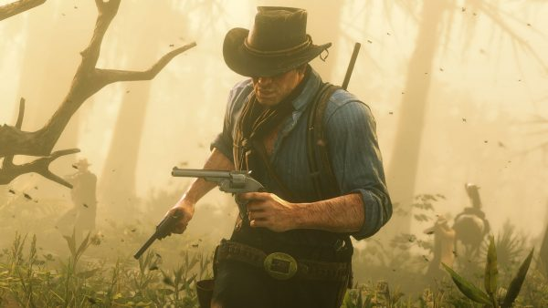 Red Dead Redemption 2: how to fix crash to desktop when starting the game
