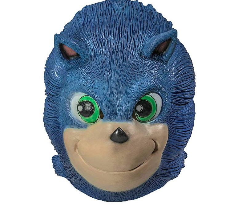 The Scariest Halloween Costume Of 2019 Is Here Movie Sonic The Hedgehog Vg247
