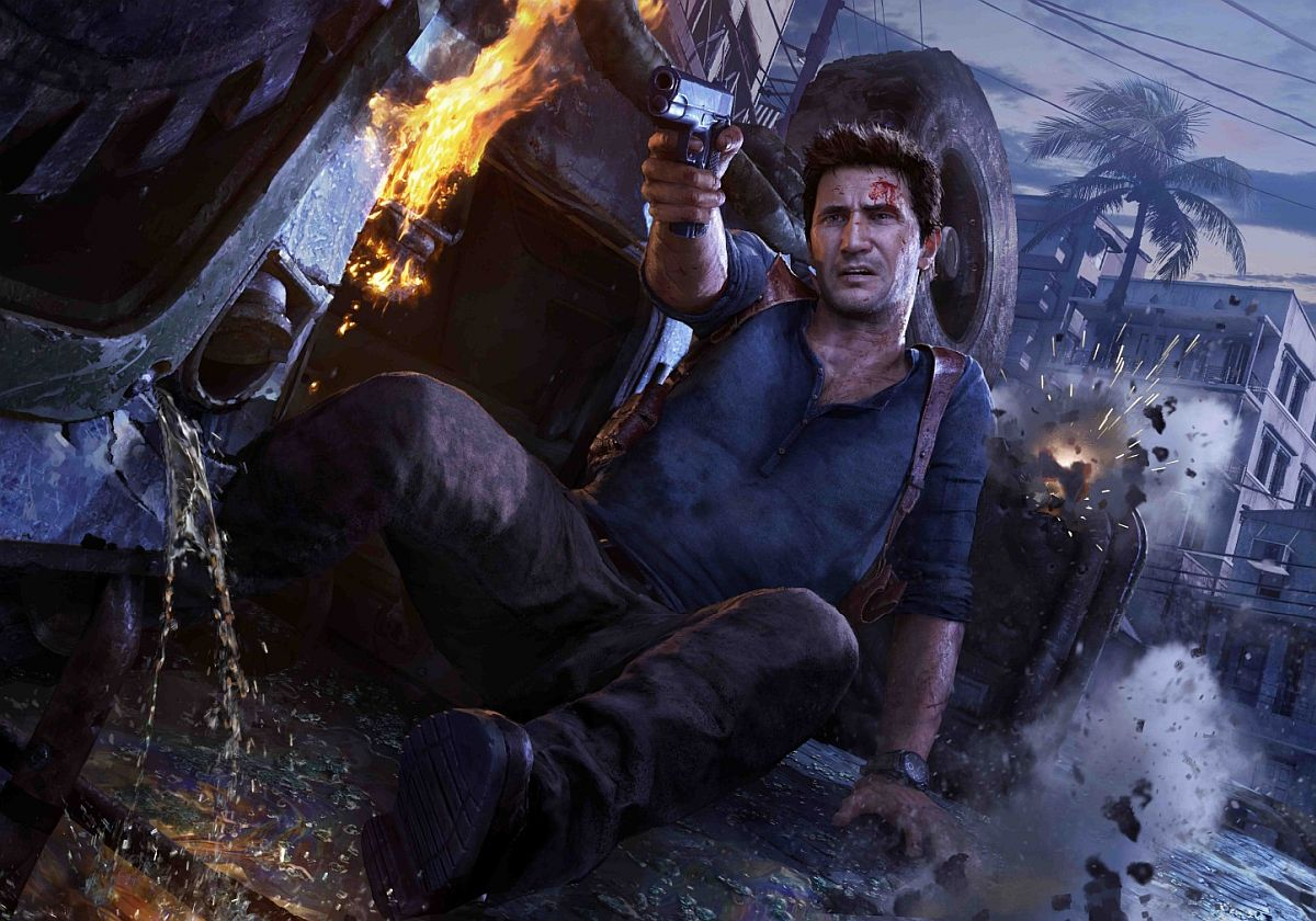 Uncharted 4 y Dirt Rally 2.0 son tus juegos de PlayStation Plus para abril 56