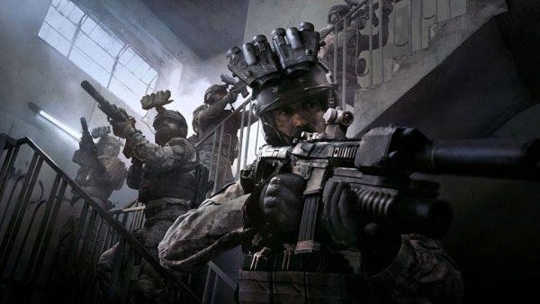 Enjoy double XP in Modern Warfare this weekend
