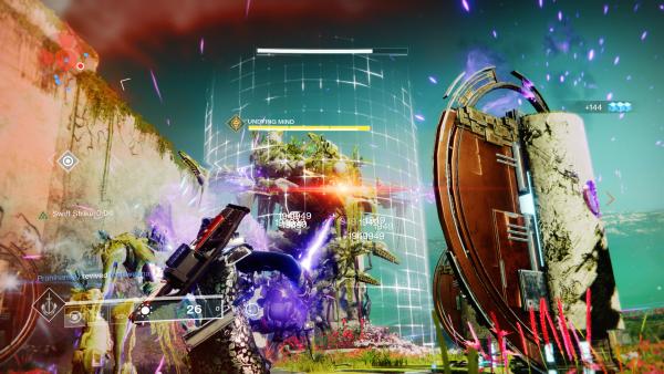 Destiny 2: Shadowkeep - Cómo comenzar el Asalto final ofensivo Vex 2