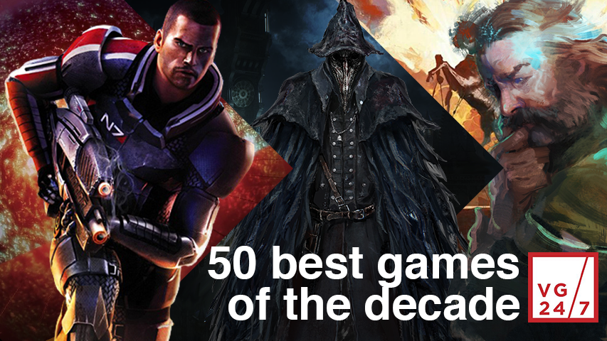 Best Browser Games 2020.The Best Video Games Of The Decade The Top 50 Games From