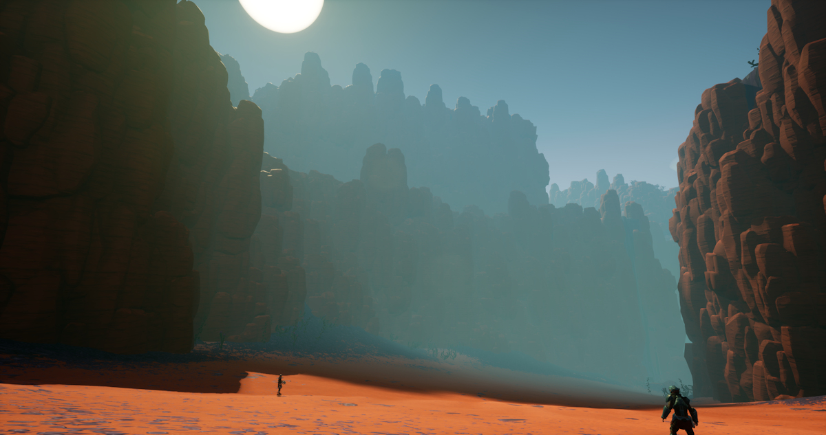 Myterious sci-fi MMO Project C now has a new name: Life Beyond - VG247