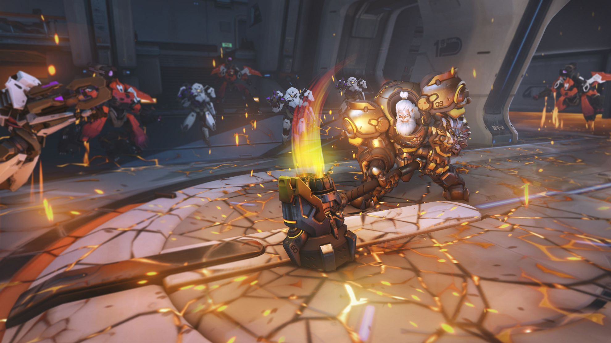 Check out this batch of Overwatch 2 screenshots and stills