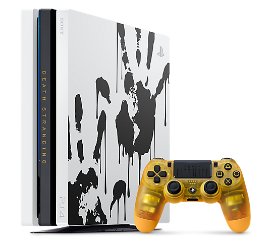 This Limited Edition Death Stranding Ps4 Pro Is 100 Off Vg247