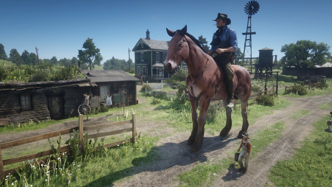 Image result for red dead redemption 2 giant
