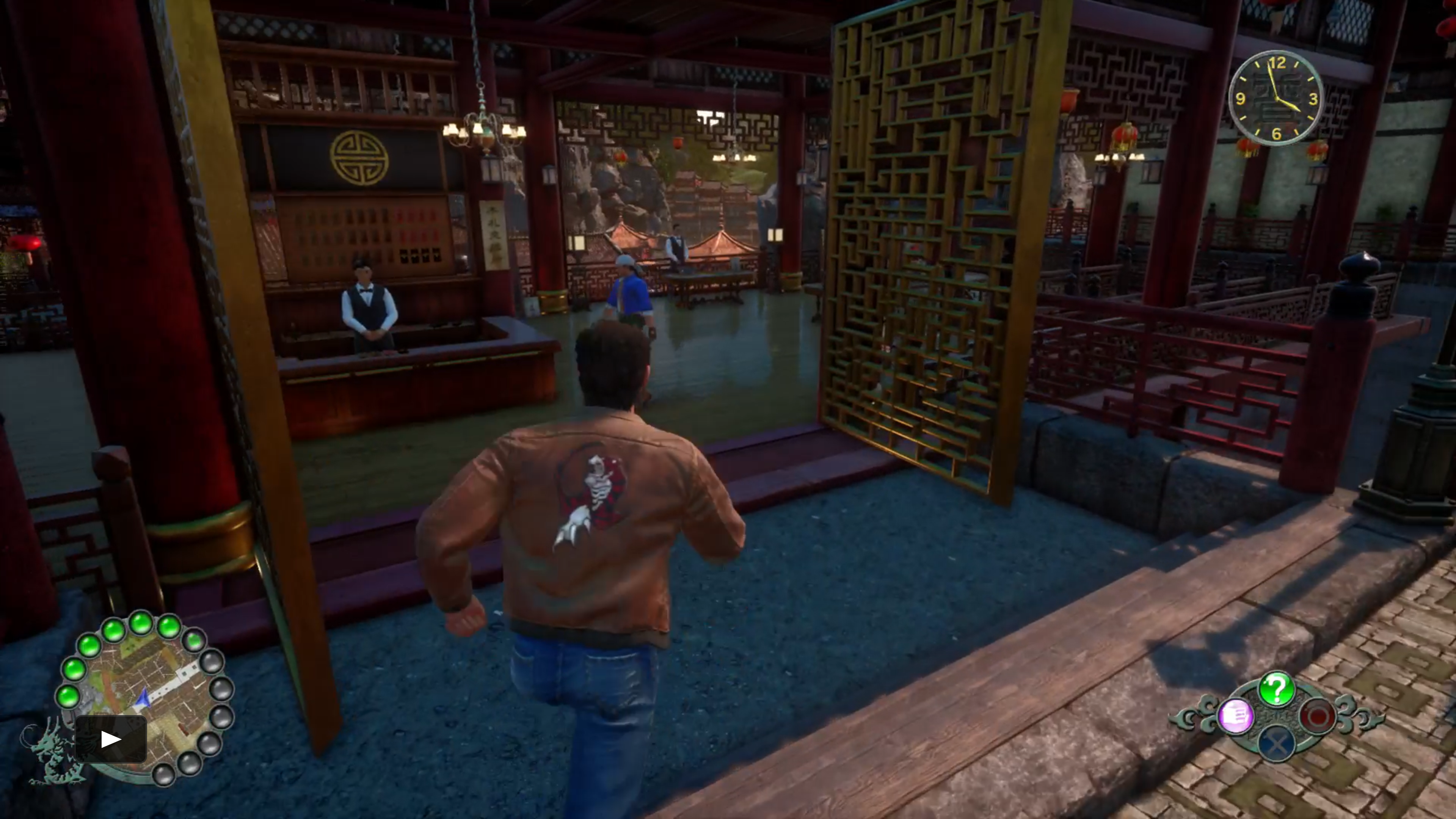 Shenmue 3 rich quick