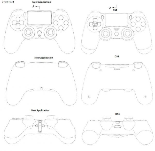 New patent gives us a first look at the PlayStation 5 controller