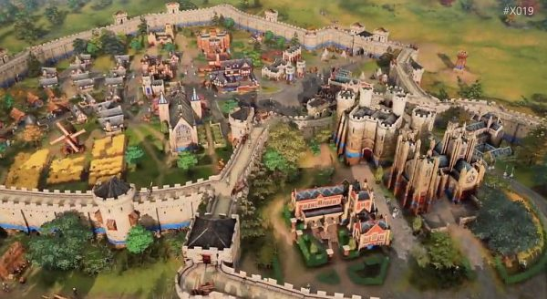 Age of Empires 4 set in medieval era, gameplay reveal trailer shows two factions