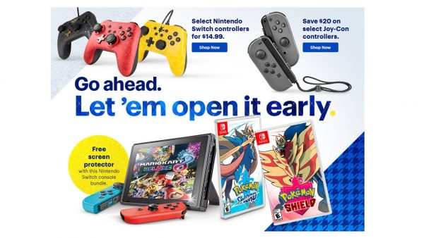 Best Buy Black Friday Ad Reveals Some Amazing Console And Game Deals Gaming News Boom