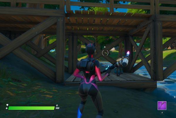 Fortnite Chapter 2 Where To Find The Second Letter T Vg247