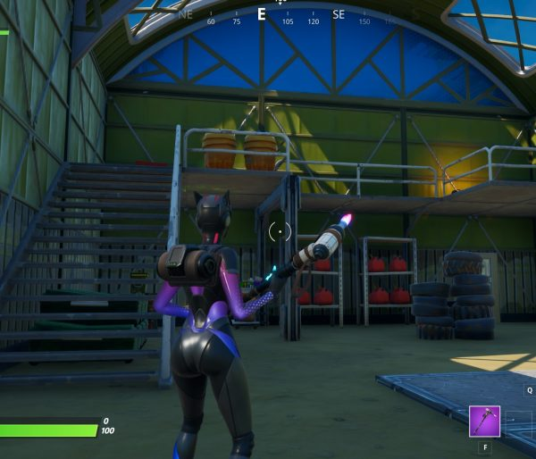 Fortnite Chapter 2 Where To Find The Letter N Vg247