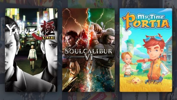 Soulcalibur 6, Yakuza Kiwami and My Time at Portia headline the December Humble Monthly