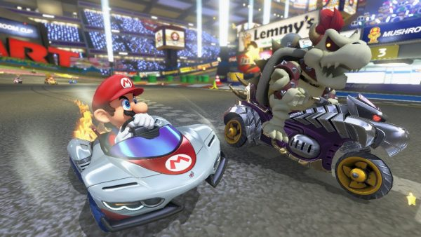 That Nintendo Switch Bundle With Mario Kart 8 Is Now