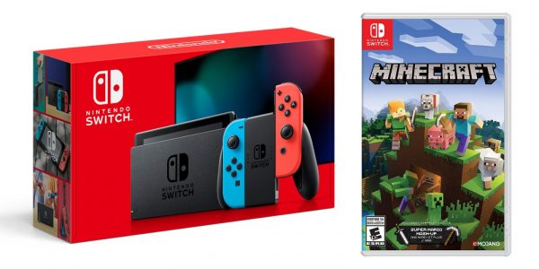 Walmart Is Offering A Great Nintendo Switch Bundle Ahead Of