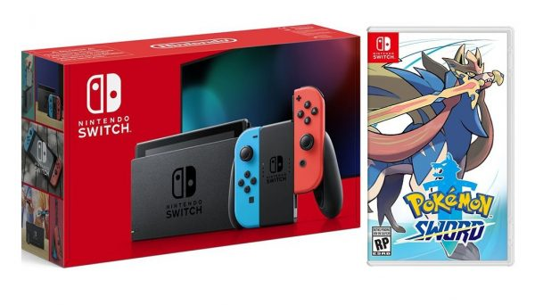 Get A Nintendo Switch With Pokemon Sword Or Shield For 279 Vg247