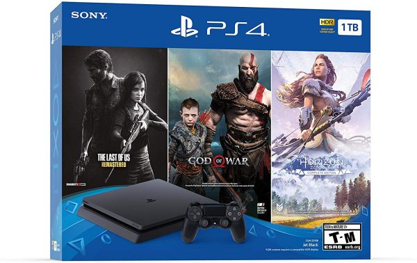 This Ps4 Black Friday Bundle Offers 3 Games And A Ps4 Slim For 199 Vg247