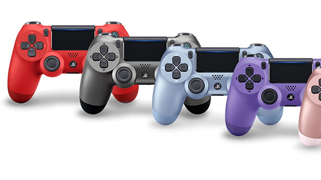 Ps4 Controller Black Friday Deals Rose Gold Glacier Camouflage And More Vg247