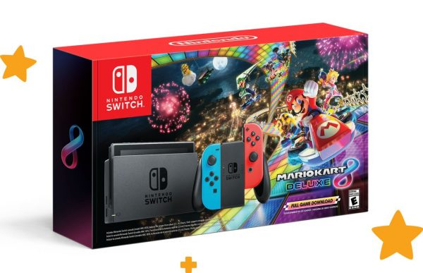 Nintendo Switch Black Friday 2019 deals on console bundles, games and accessories