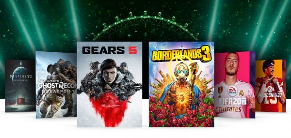 X019 Remises sur les ventes Xbox Flash Gears 5, Destiny 2, Red Dead 2 et plus x019 xbox flash sale 600x285
