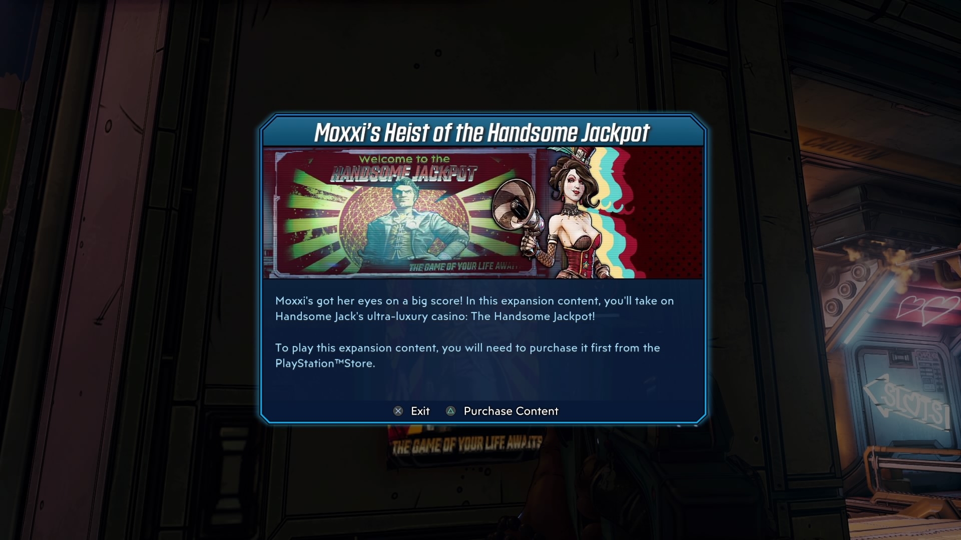 Borderlands 3 How To Start Moxxi S Heist Of The Handsome