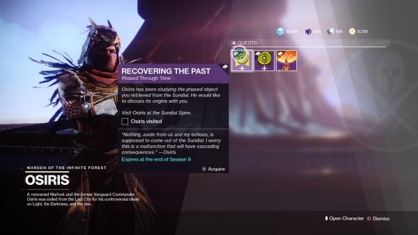 Destiny 2: Season of Dawn – Comment terminer la récupération du passé et obtenir le fusil de chasse Perfect Paradox de Saint-14 Destiny 2 20191210193115 600x338